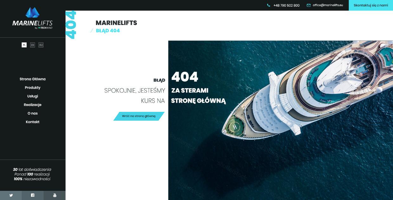 Marinelifts